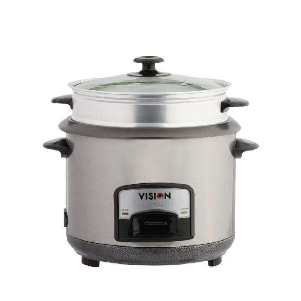 5bbd310d945 Vision Rice Cooker SS Price In Bangladesh – MR Electronics BD